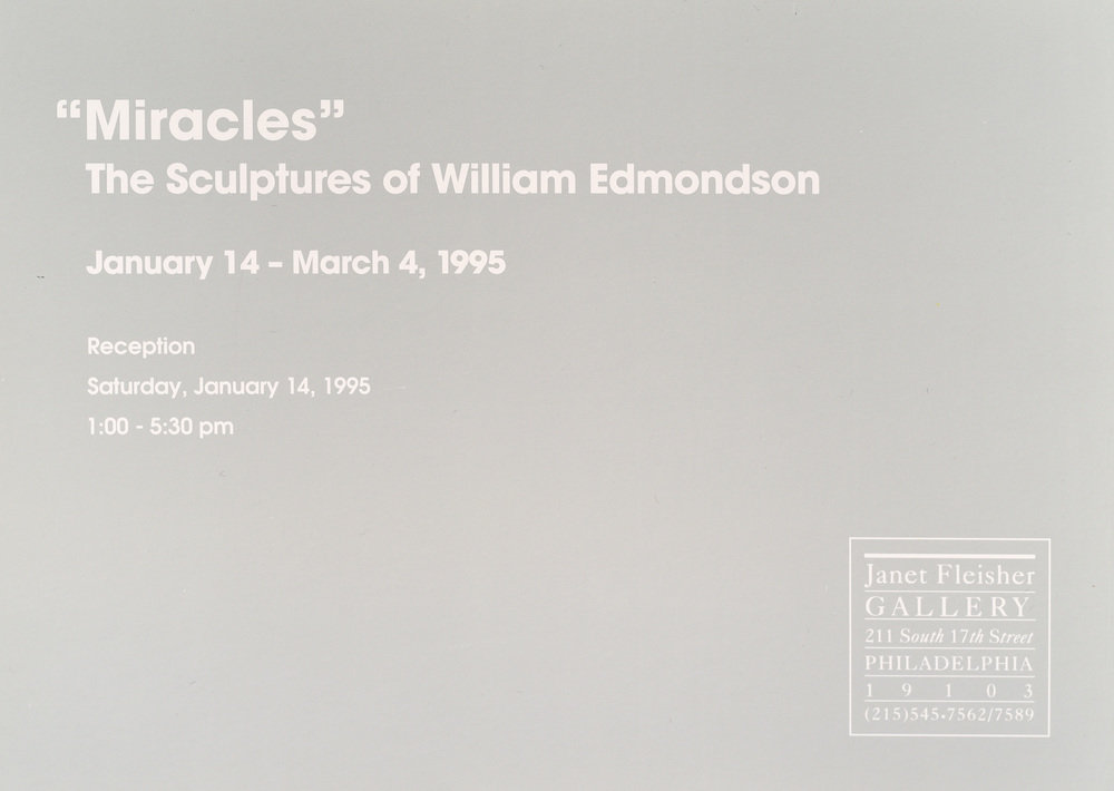 1995 01 miracles william edmondson 1 1000 xxx q85